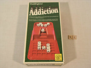 Addiction word/board game