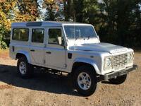 Land Rover 110 Defender 2.4TDi Utility County / 2011 / 11 reg / 1 Owner / NO VAT