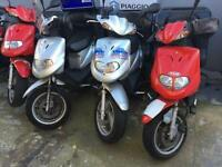 Taiwan Golden Bee Delivery 125