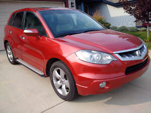 Price drop: 2007 Acura RDX, no tax!