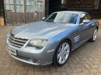 Chrysler Crossfire 3.2 auto COUPE LOW MILEAGE service history 69000 miles