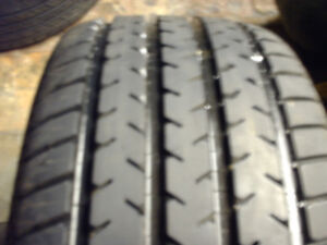 été pneu seul set de 4 +paire, summer tire only one ,pair more