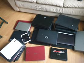 Joblot laptop