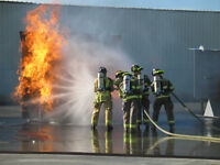 Training Division Firefighter Acdemy