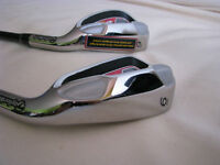 Brand new TaylorMade Golf Burner Plus Iron #6 & #9 (right hand)