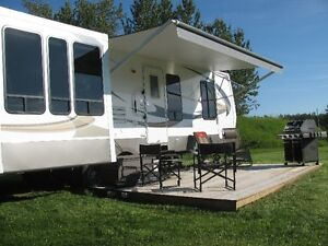 2010 Sandpiper 291REWS by Forest River