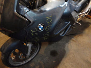 parting out 1998 BMW K1200RS being sold in parts only
