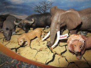 Schleich  World of Nature Wildlife Set