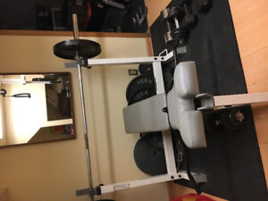 Exercise benches and more !