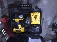 Dewalt 14.4v drill