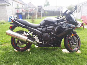 GSX F 650 2014 *Comme Neuf*