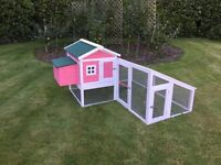 Chicken Coop House. With extension.