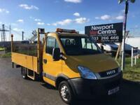 2011 61 IVECO-FORD DAILY 2.3 35C13 1D 126 BHP DIESEL