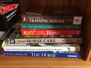 horse books Kingston Kingston Area image 1