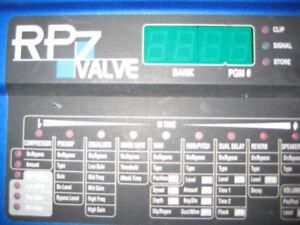 digitech rp7 pedal board
