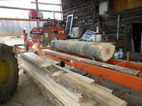 PORTABLE SAWMILLING (Wood for Sale)
