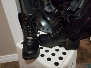Women's Harley Boots