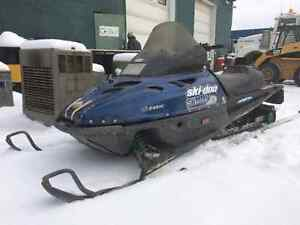 1996 Ski-Doo Summit $1100