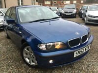 ✿BMW 3 SERIES 2.0 318i SE 4dr ✿FSH ✿LOW MILEAGE✿