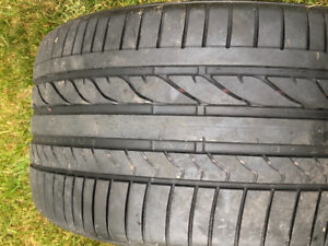 Bridgestone runflat tire