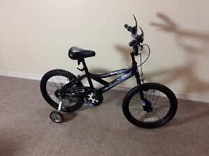 """Excellent condition 18"""" Harley Davidson bicycle"""