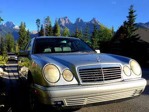 1999 Mercedes E320 Wagon - Reliable, Fast & Fun to Drive!