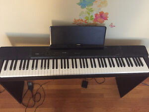 Perfect Condition Casio PX150 piano with wooden stand