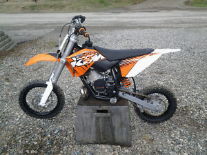 Like new ktm 50 sx mini