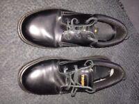 Work wear Steel Toe Trojan Shoes & Trousers