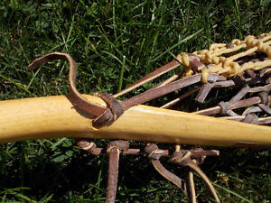 Vintage Wooden Lacrosse Sticks (2 remaining) London Ontario image 7