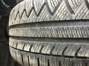 Used Michelin pilot pa3 winter tires 225/40R18