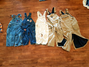 Boys pants/overalls size 6 months up to 24 months