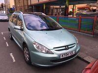 AUTOMATIC Peugeot 307 sw est 2004 ***£995***