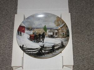 COLLECTIBLE PLATES - Peter Snyder London Ontario image 3