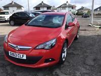 Vauxhall/Opel Astra GTC 2.0CDTi 16v ( 165ps ) ( s/s ) 2014MY SRi