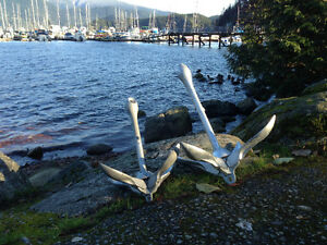 Folding Grapnel anchor from 26 $   stainless or galvanized