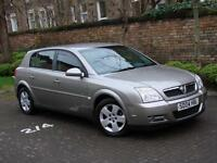 EXCELLENT VALUE!! 2004 VAUXHALL SIGNUM 2.2 i 16v ELEGANCE DIRECT 5dr
