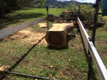Brads trees and saw milling services Nambour Maroochydore Area Preview