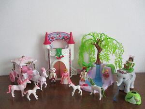 Très  Belle  Ensemble  Princesse    Playmobil