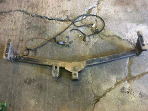 Sorento trailer hitch