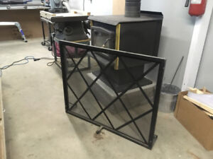 For Sale: Fireplace Screen