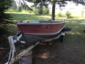 14 foot alm fishing boat