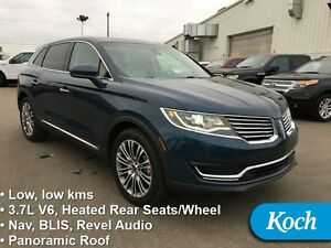 2016 Lincoln MKX SELECT   - Certified - Nav -  BLIS -  Revel Aud