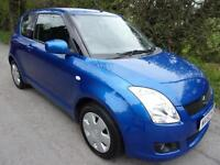 Suzuki Swift 1.3 SZ3 2010 60 PRESTON