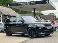 2016 Land Rover Range Rover Sport 5.0 V8 S/C SVR 5dr Auto ESTATE Petrol Automati