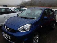 Nissan Micra 1.2 ( 80ps ) 2013MY Acenta