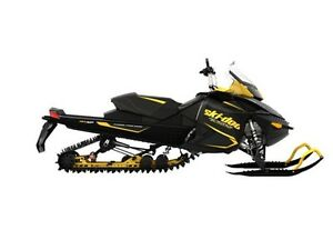 Ski-Doo 800 E-Tec Backcountry Rengade