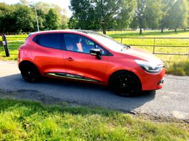 Renault clio dynamique S medianav 1.5dci 5 door Hatchback 2013