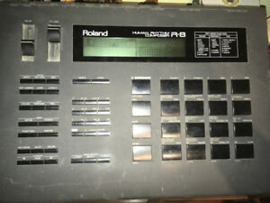 Roland R8 Drum machine with touch control pads