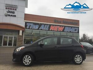 2015 Toyota Yaris LE  ACCIDENT FREE, BLUETOOTH/MP3/USB, EASY FIN